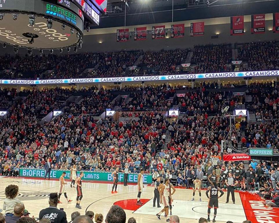 Portland Trail Blazers Travel Packages