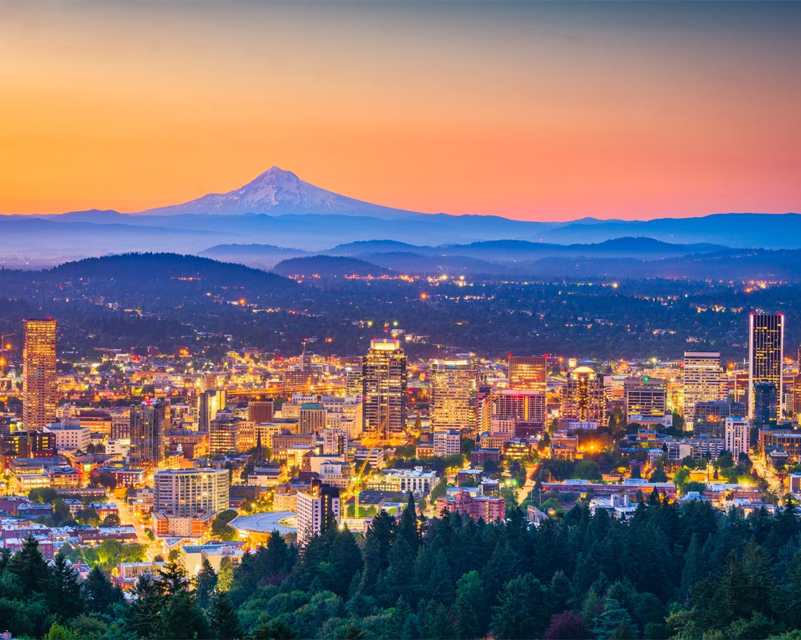 Portland Travel Packages