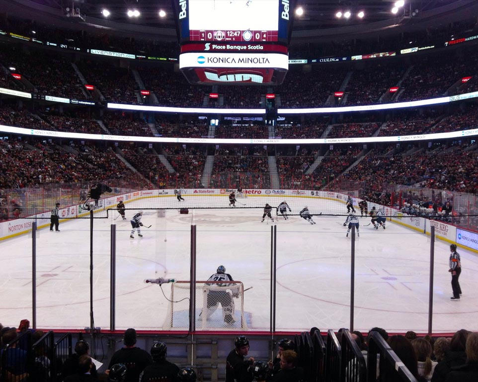 Ottawa Senators Travel Packages