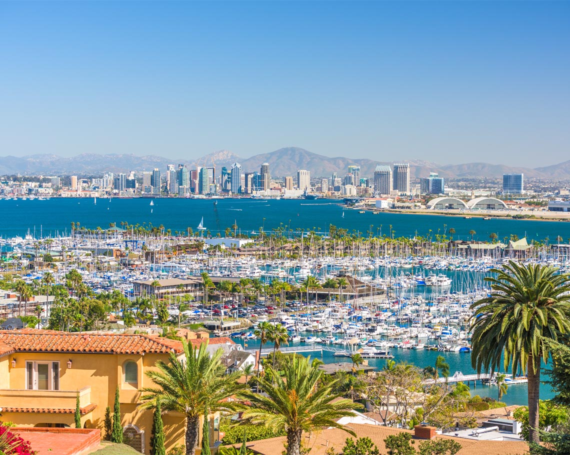 San Diego Travel Packages