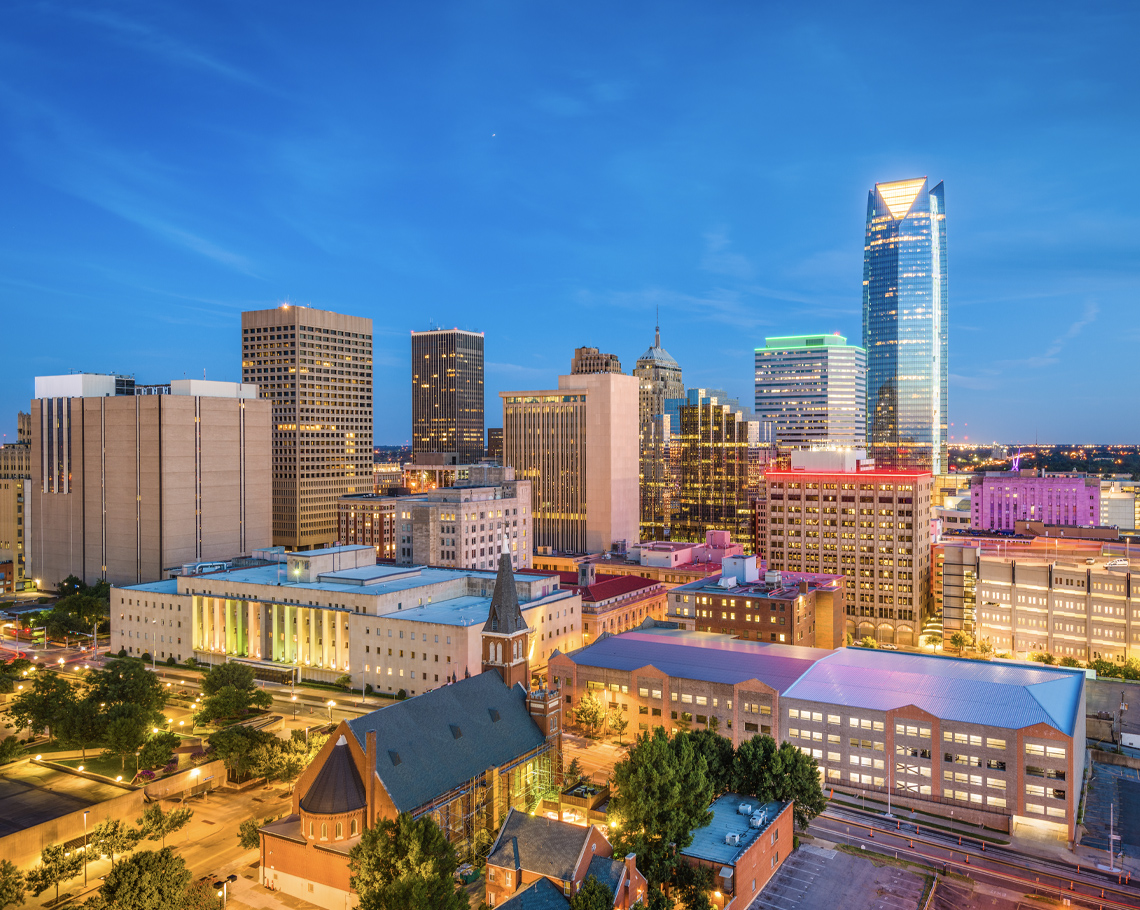 Oklahoma City Travel Packages