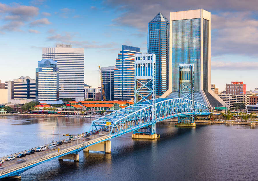 Jacksonville, Florida Travel Packages