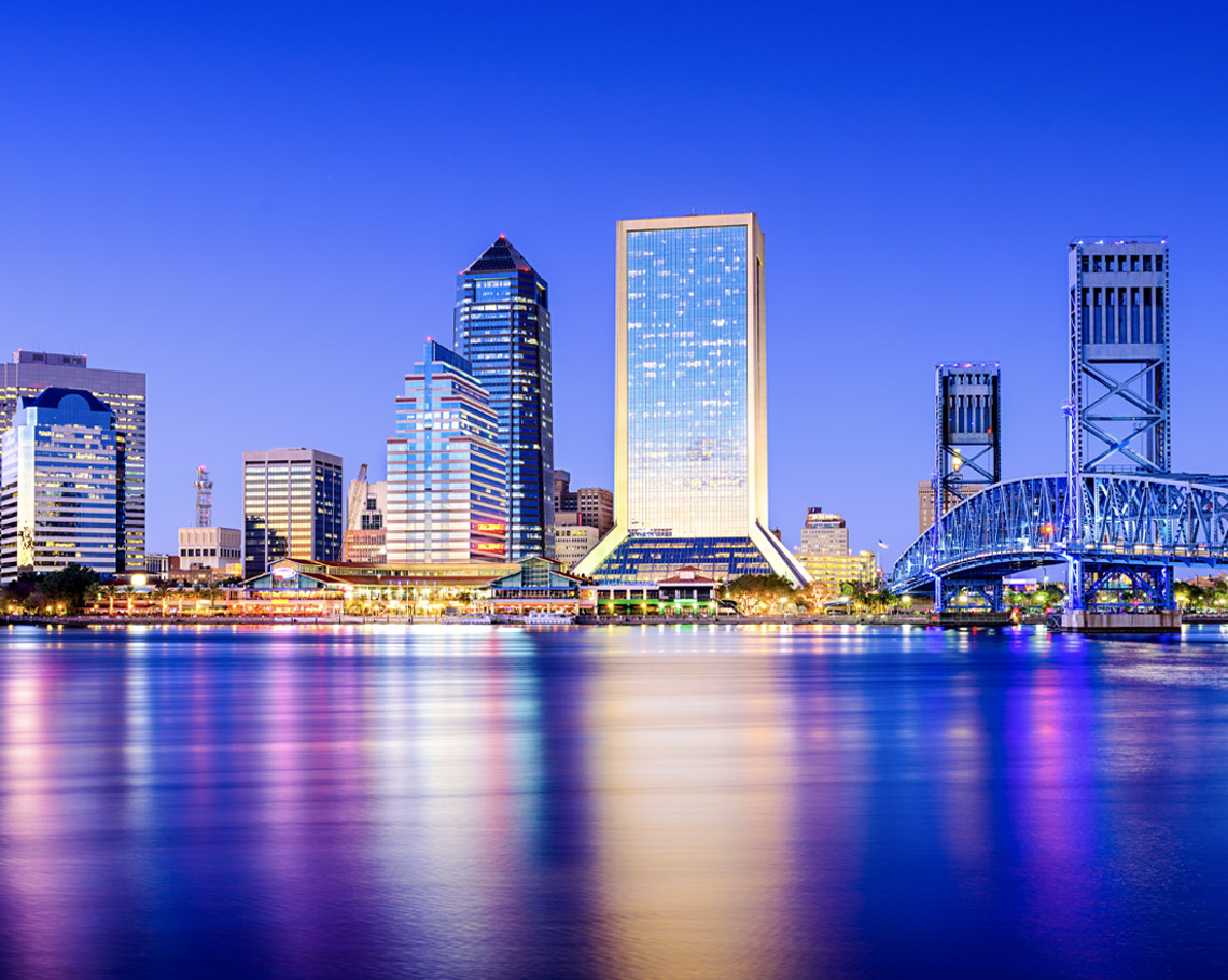 Jacksonville Travel Packages