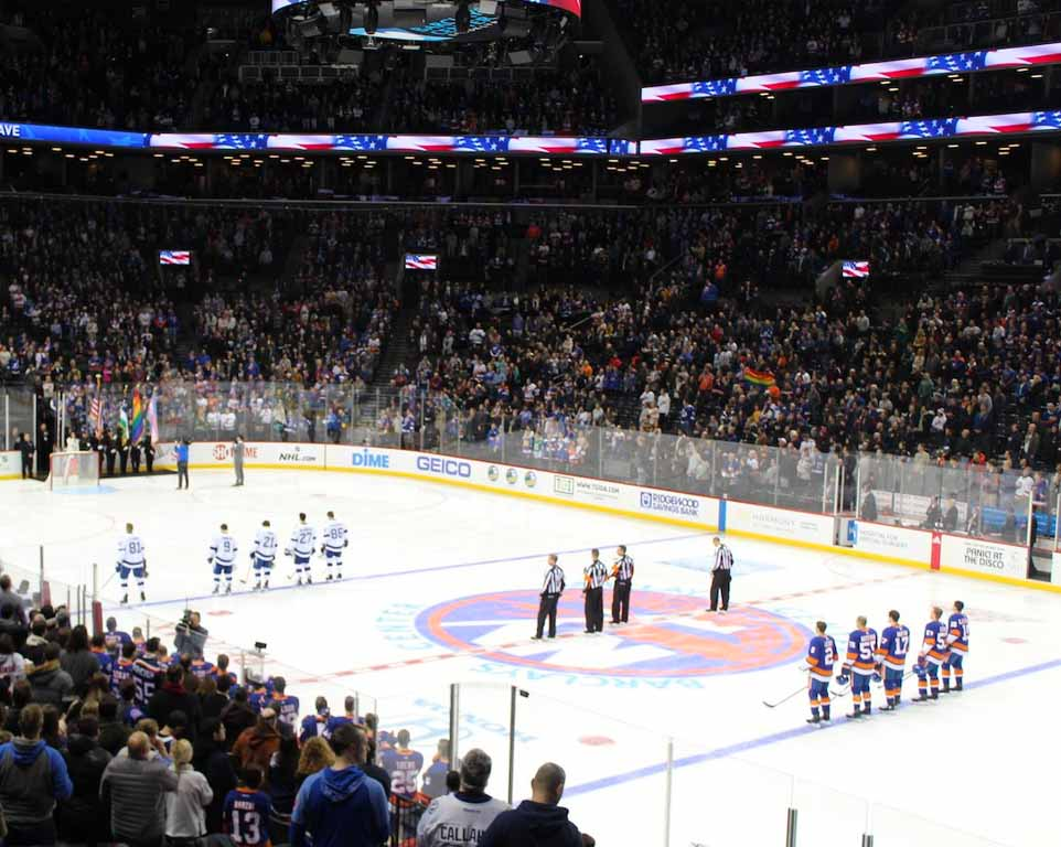 New York Islanders Travel Packages