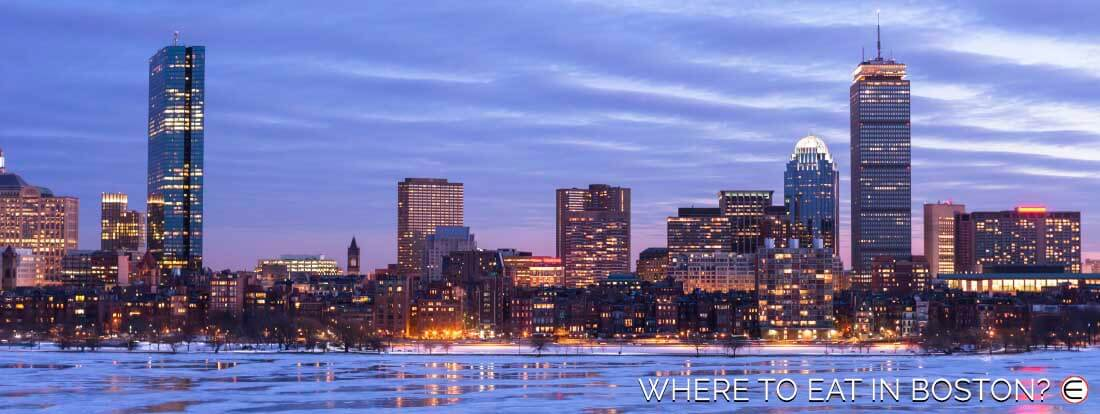Where To Eat In Boston?