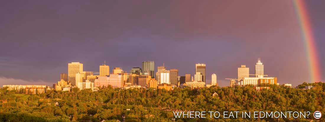 Where To Eat In Edmonton?