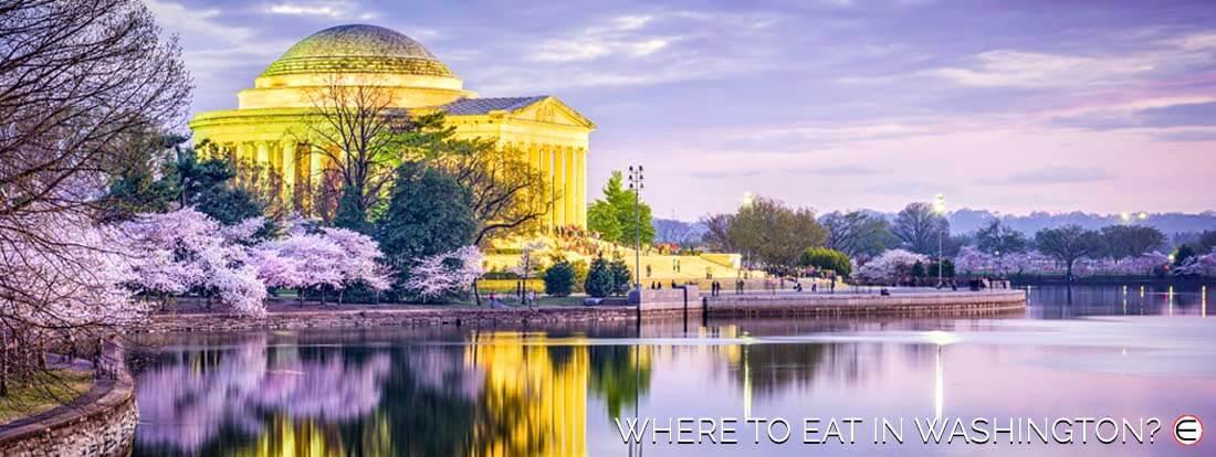 Where To Eat In Washington?