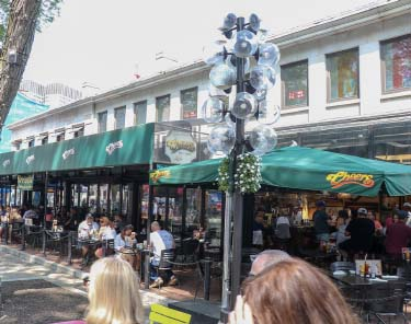Where To Eat In Boston - Cheers Faneuil Hall