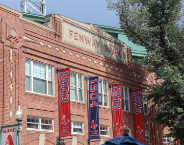 Where To Eat In Boston - Fenway Johnnie's