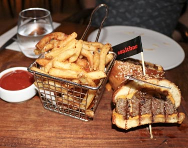 Where to eat in New York City - Nusr-Et Steakhouse
