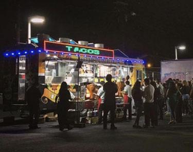 Where to eat in LA- Leo's Taco Truck