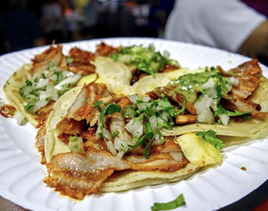 Where to eat in Los Angeles-  Leo's Taco Truck