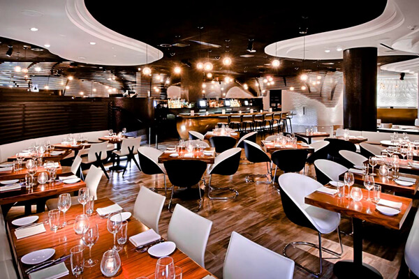 Where To Eat In Las Vegas - STK Steakhouse