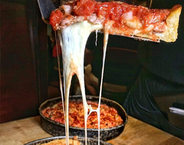Where To Eat In Chicago - Lou Malnati's Pizzeria