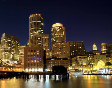 Where To Eat In Boston - The Fours