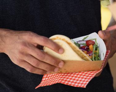 Where to eat in LA - Leo's Taco Truck