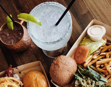Where To Eat In Dallas - Twisted Root Burger Co.