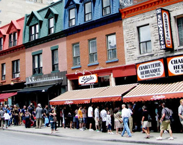 Where To Eat In Montreal - Schwartz's
