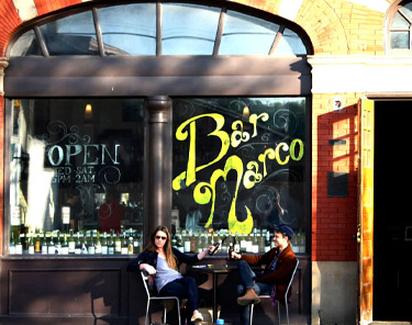 Where To Eat In Pittsburgh - Bar Marco