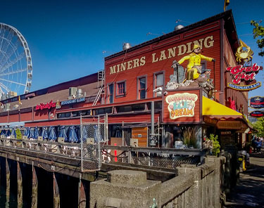 Where To Eat In Seattle - The Crab Pot