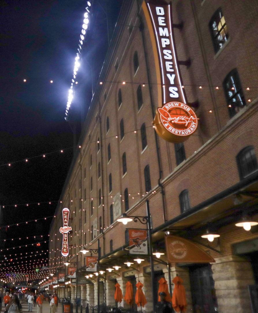Dempsey's Brew Pub and Restaurant - Baltimore