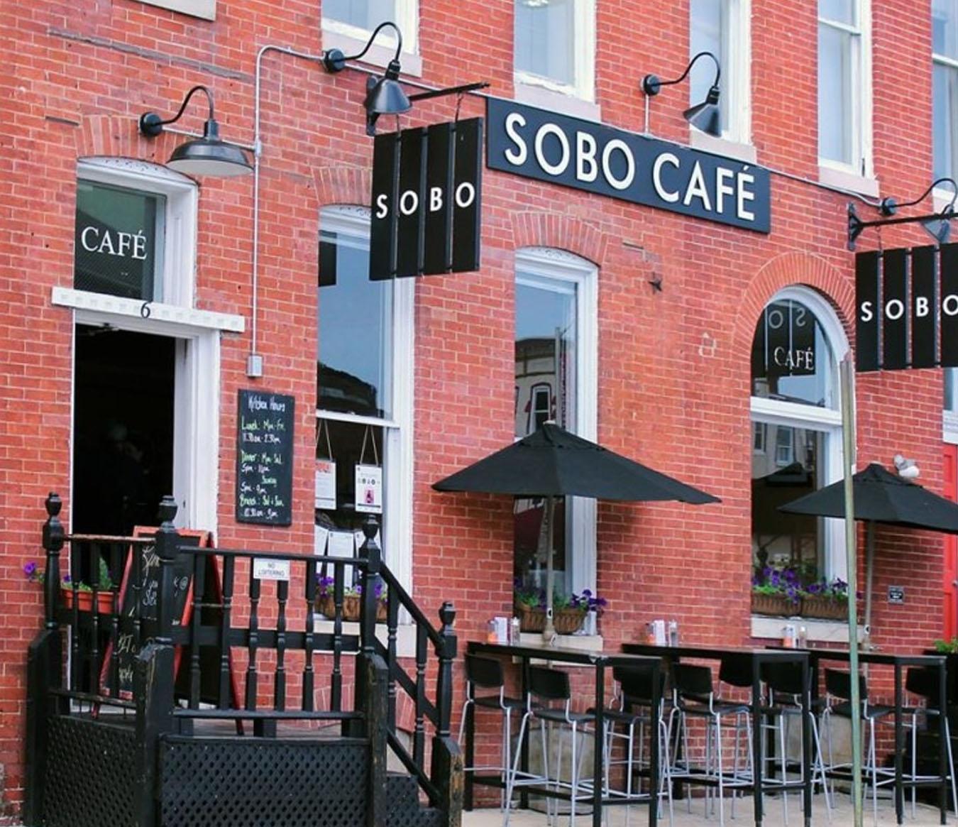 Where To Eat In Atlanta - Sobo Cafe