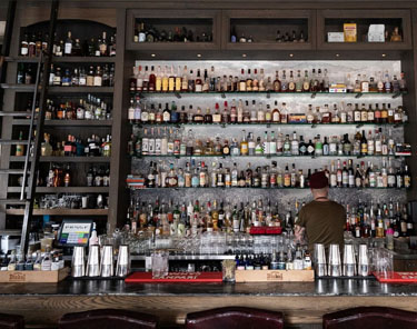Where To Eat In Calgary - Proof Cocktail Bar