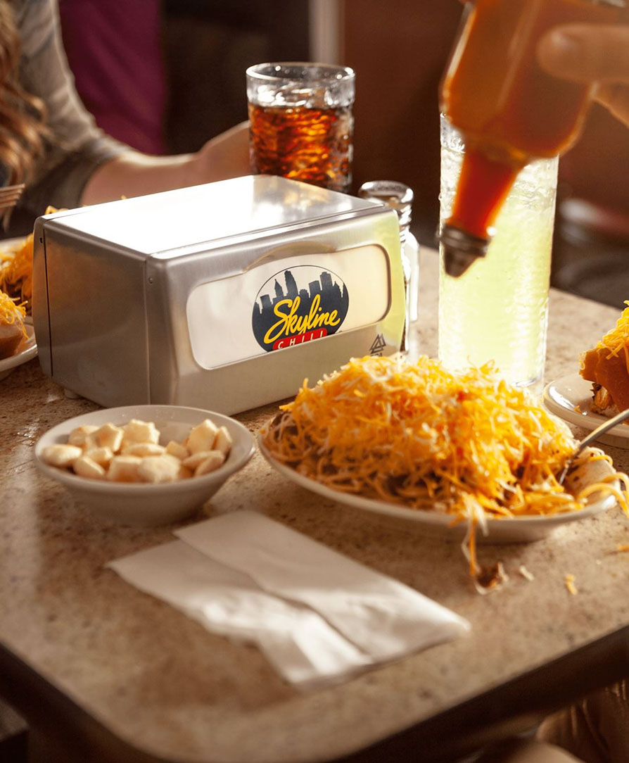 Where to Eat In Cincinnati - Skyline Chili