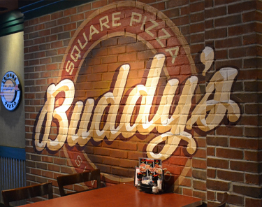 Where to eat in Detroit - Buddy's Pizza