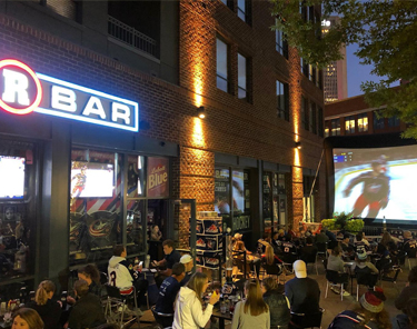 Where To Eat In Columbus - R Bar Arena