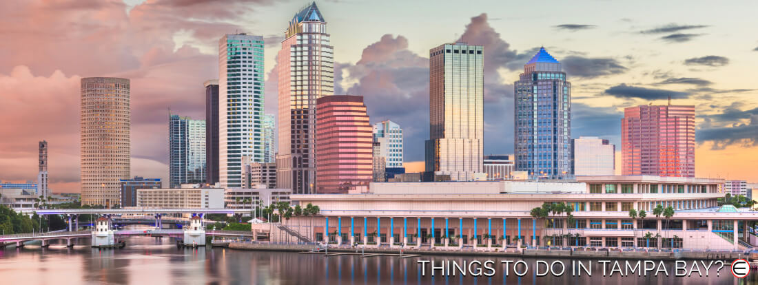 Things To Do In Tampa Bay?