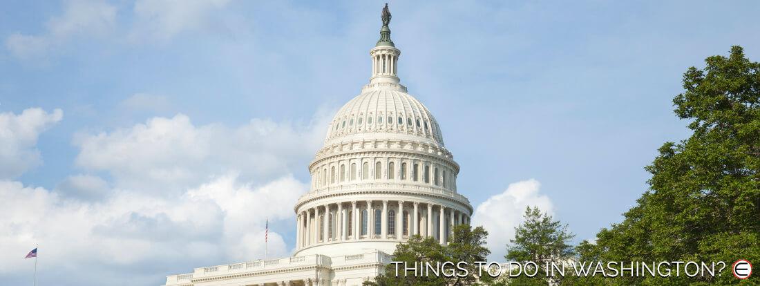 Things To Do In Washington?