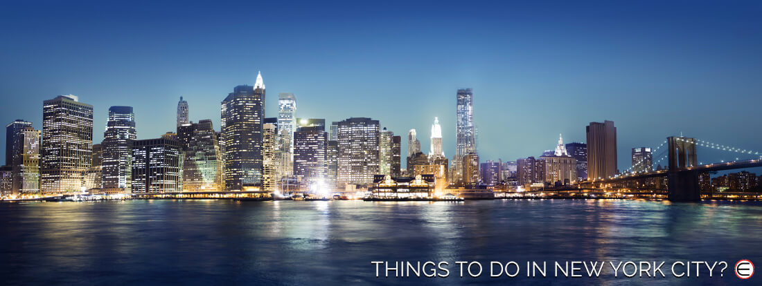 Things To Do In New York City?