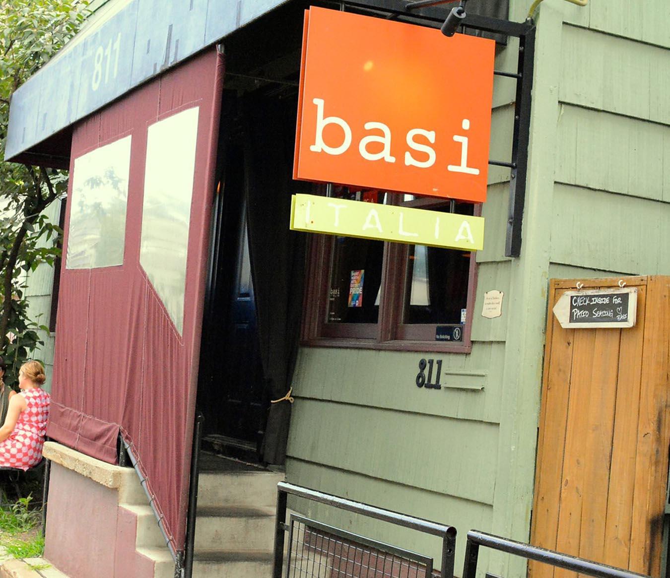 Where to Eat In Columbus - Basi Italia
