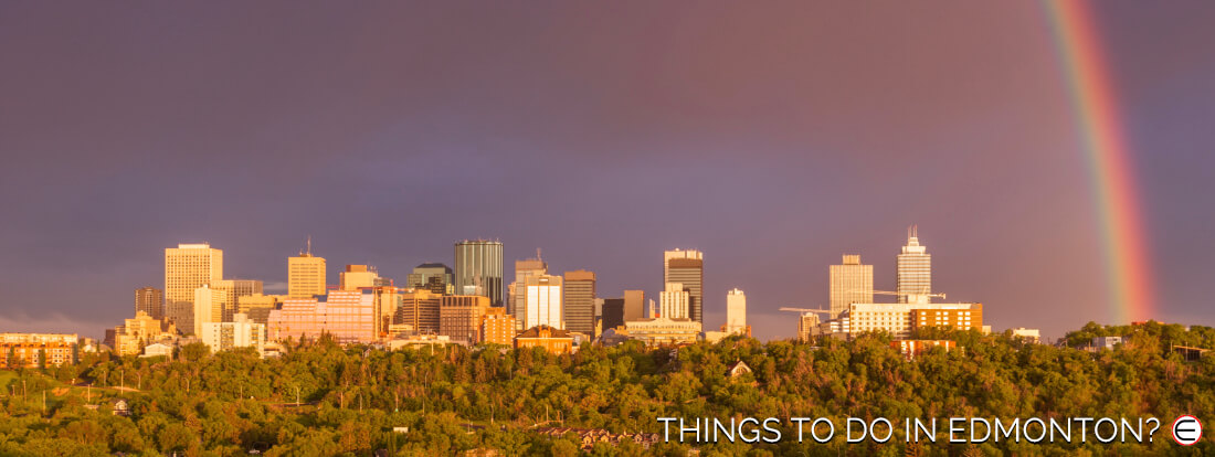 Things To Do In Edmonton?