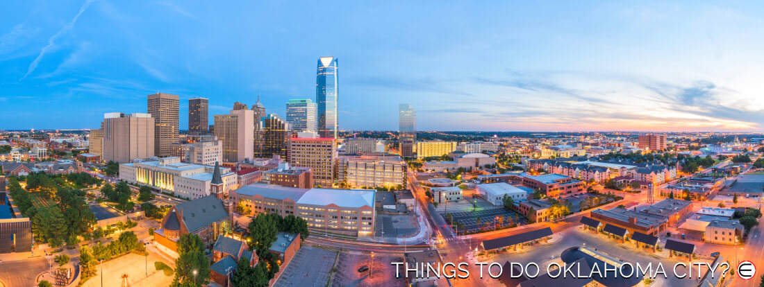 Things To Do In Oklahoma City?