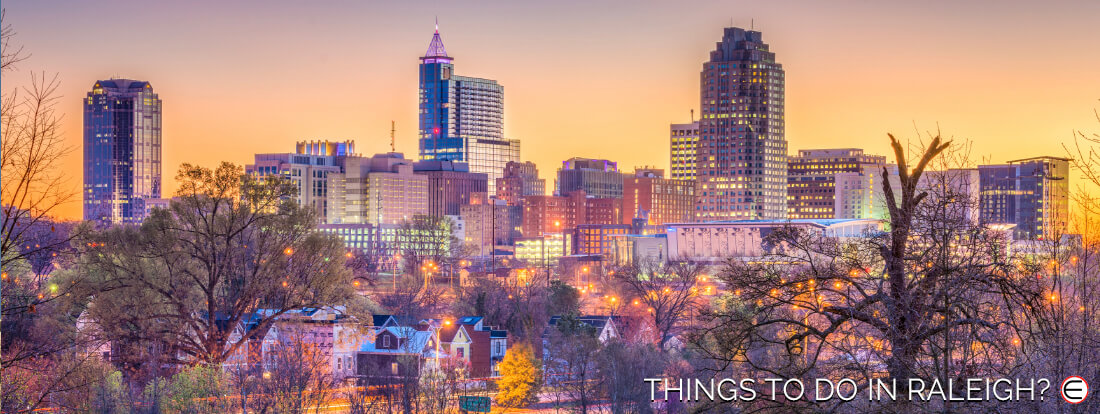 Things To Do In Raleigh?