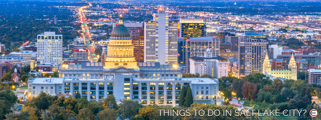 Things To Do In Salt Lake City?