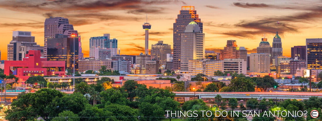 Things To Do In San Antonio?