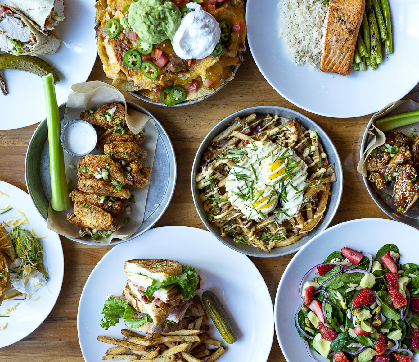 Where to Eat In Indianapolis - High Velocity Sports Bar