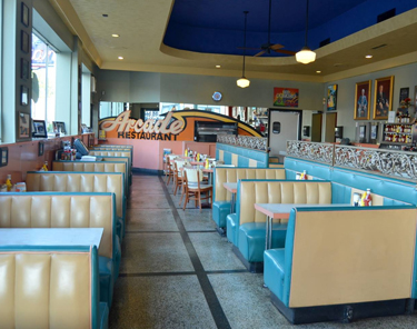 Where to eat in Memphis - The Arcade Restaurant