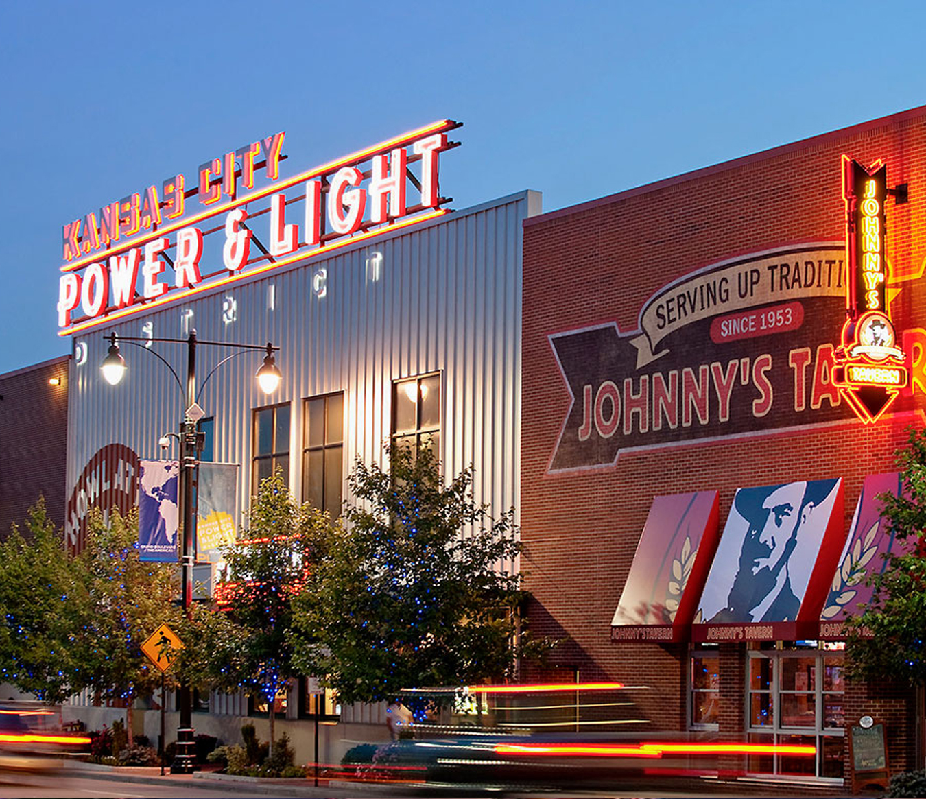 Where To Eat In Kansas City - Power and Light District