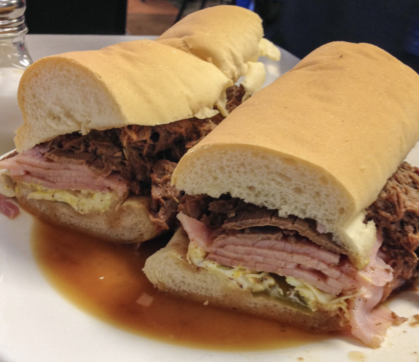 Where To Eat In New Orleans - Mother's Restaurant
