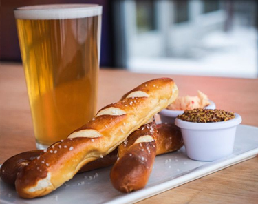 Where to Eat In Philadelphia - Victory Beer Hall