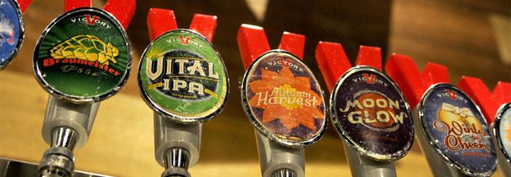 Philadelphia - Victory Beer Hall