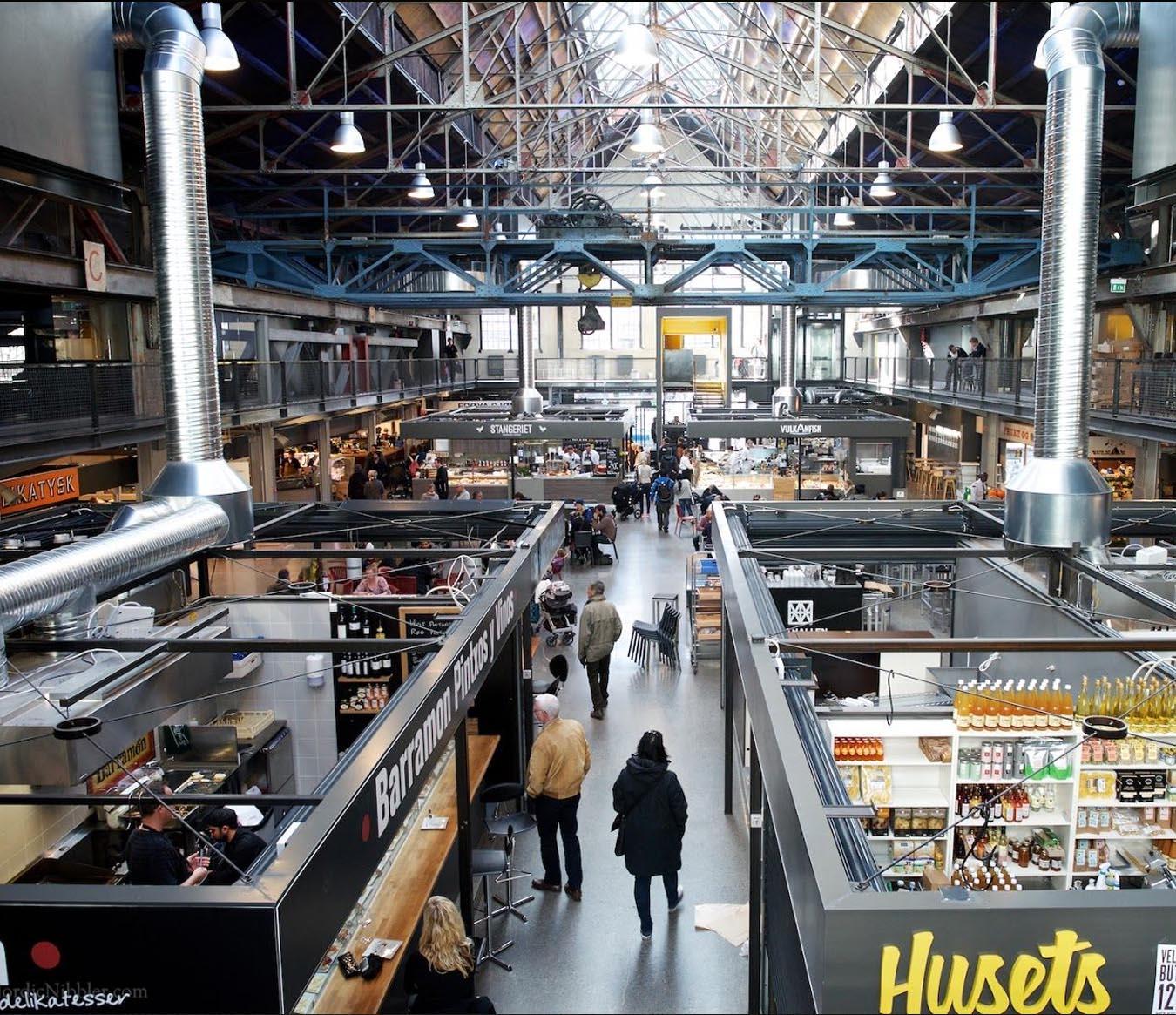 Morgan Street Food Hall - Raleigh