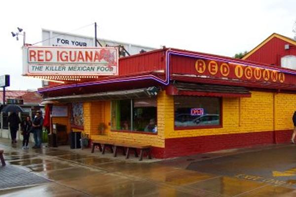 Where to Eat In Salt Lake City - Red Iguana