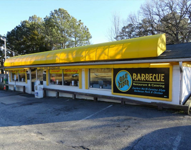 Where To Eat In Raleigh Ole Time Barbecue