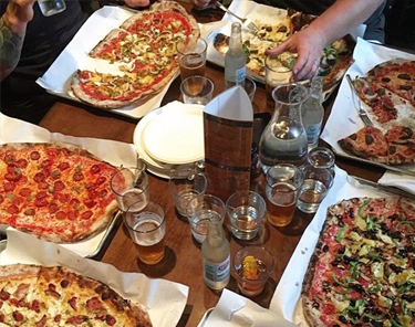 Where to Eat In San Diego - Basic Bar & Pizza