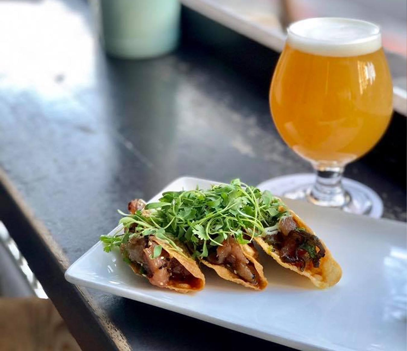 Where to Eat In San Diego - Half Door Brewing Company